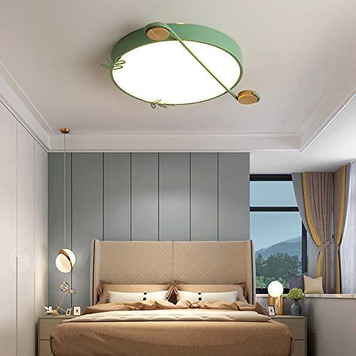 FGAITH Plafondlamp, acryl, LED, creatief, rond, voor slaapkamer, inbouw, geometrisch design, voor slaapkamer, hal, bar, keuken, badkamer (Stepless Dimming)