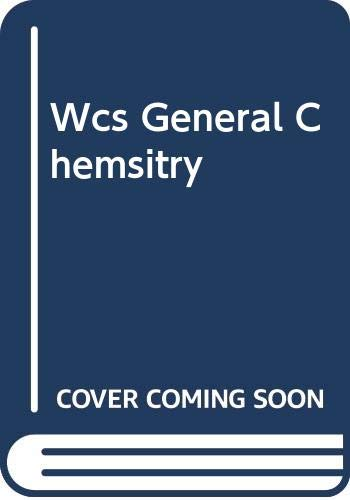 Wcs General Chemsitry