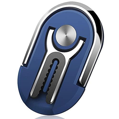 Petrichori Navegación para automóvil Salida de Aire Soporte para teléfono móvil Tipo de Hebilla Dos en uno Soporte Giratorio Universal 360 para teléfono para automóvil