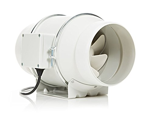 STERR - Rohrventilator Kanalventilator 150-160 mm - DFA150