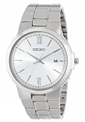 Seiko Men's SGEG41 Classic Stainless Steel Watch low price - see my reviews