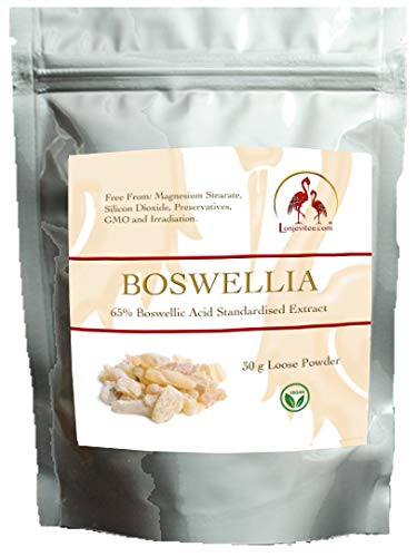 Lonjevitee Boswellia for Dogs 30 g Loose Powder