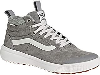 Vans UltraRange Hi MTE Wool Frost Gray Men's Classic Skate Shoes
