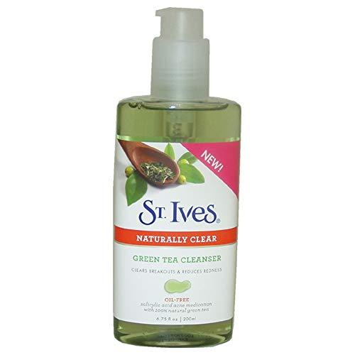St. Ives Blemish Control Gel Cleanser, Green Tea 6.75 oz