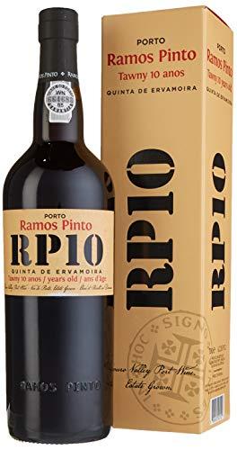 Ramos Pinto Quinta da Ervamoira 10 Years Old Tawny mit Geschenkverpackung (1 x 0.75 l)