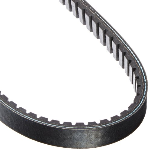 "Gates 1422V420 Bandless Multi-Speed Belt, 7/8"" Top Width, 22 Degree Angle, 42.8"" Belt Outside Circumference"