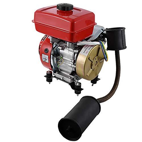 QWERTOUY Haga Doble silenciador de 3000 Rev/min 3000W Generador de Gasolina Controlador...
