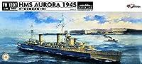 フライホークモデル 1/700 イギリス 海軍 アリシューザ級 軽巡洋艦 オーロラ 1945 プラモデル FLYFH1107