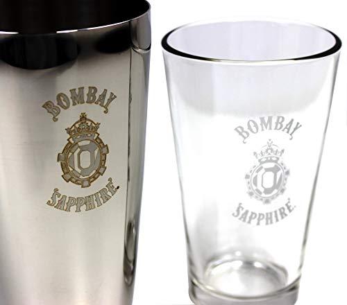 Bombay Sapphire Shaker Boston Cocktail fy18~ MN 7911264