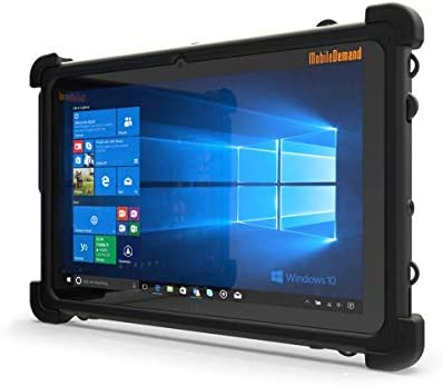 MobileDemand Flex 10B Rugged Touchscreen Tablet Ultra Lightweight 10 1 in Display Windows 10 product image