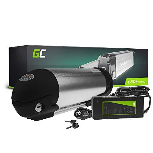 GC® Batería E-Bike 36V 11.6Ah Bicicleta Eléctrica Bottle Li-Ion con Celdas Panasonic...