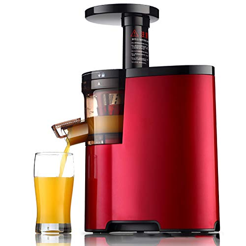 Juicer Extractor, Wide Mouth Stainless Steel Centrifugal Juicer, BPA-Free, Non-Slip Feet, Three Speed Juicer Machine for Fruits and Vegetable -Material Machine