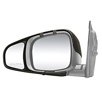 Fit System 80720 Snap & Zap Towing Mirrors 2 Pack