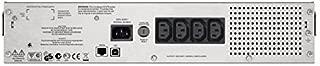 APC Smart-UPS SMC - Uninterruptible Power Supply 1000VA Rackmount 2U - SMC1000I-2U - Line Interactive, AVR, 4 Outlets IEC-C13, Shutdown Software