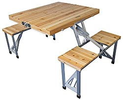 Top 5 Best Portable Folding Picnic Table And Chair Set In The UK 2021
