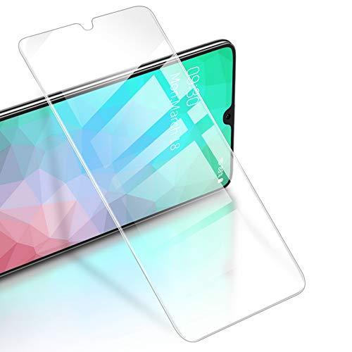RIWNNI [3 Stück Panzerglas für Samsung Galaxy A70, 9H Festigkeit Panzerglasfolie, HD Klar Bildschirmschutz Glas Folie 0.25mm Ultra Dünn Schutzfolie Blasenfrei für Samsung Galaxy A70 - Transparent
