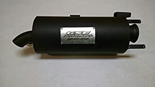 sportsman 570 exhaust
