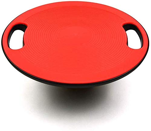 Find Discount Balance Board Balance Disk Portable Dance Training Yoga Balance Disc Round Training Ba...