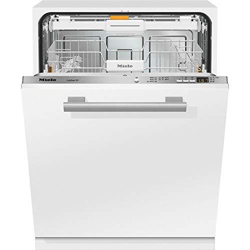 Lavavajillas XXL totalmente integrable modelo G 4985 SCVi XXL Jubilee, capacidad de 14 servicios, A+++, color blanco, 57 x 59,8 x 80,5 centímetros (referencia: Miele 21498562IB)