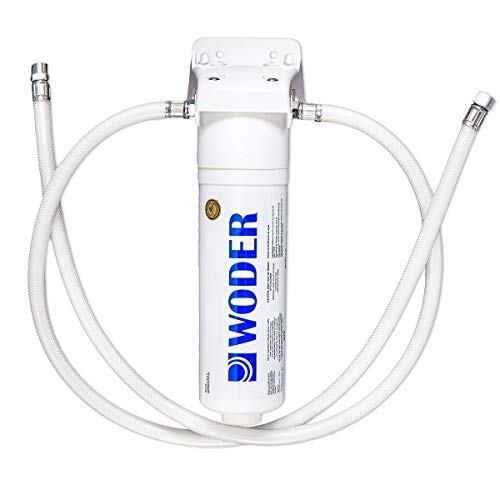 Woder WD-S-5K Under Sink Water Filter with Direct Connect...