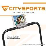 Zoom IMG-1 citysports tapis roulant pieghevole fitness