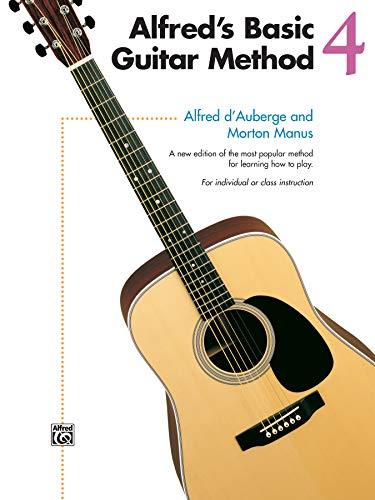 Alfred's Basic Guitar Method: Book 4