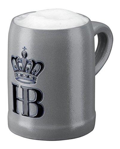 Jarra de cerveza alemana Múnich Hofbräuhaus München HB 0,5 litros