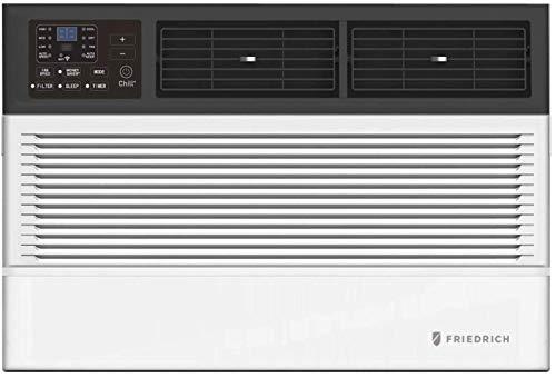 Friedrich CCW06B10A 6000 BTU Chill Premier Smart Window/Wall Air Conditioner (Renewed)