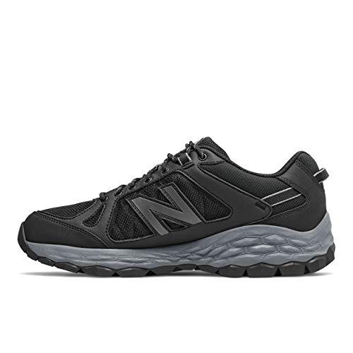 New Balance Herren 13501 Fresh Foam Walking-Schuh, Schwarze Leine, 42.5 EU