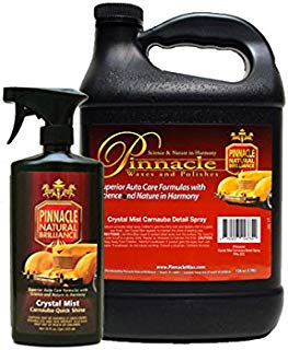 Pinnacle Natural Brilliance Crystal Mist Detail Spray (16 & 128 Combo)