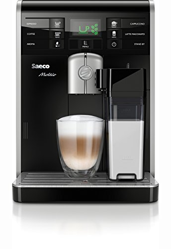 Saeco Moltio HD8769 - Cafetera (Independiente, Negro, De plástico ...
