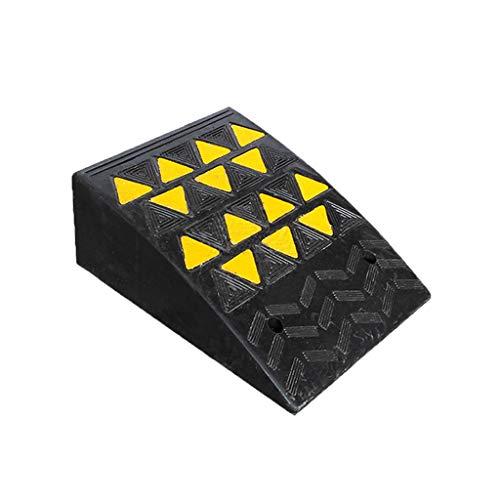 Tapis de pente en caoutchouc de 19CM, support de pente de montée de triangle de tension de support de protection de rampe de seuil de rampe de seuil de rampe de supermarché ( taille : 40*50*19CM )