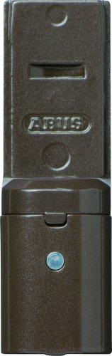ABUS Hebetür-Sicherung BS84 B braun AL0125 gleichschließend 31714