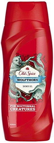 Old Spice Shower Gel Wolfthorn, 6er Pack (6 x 250 ml)