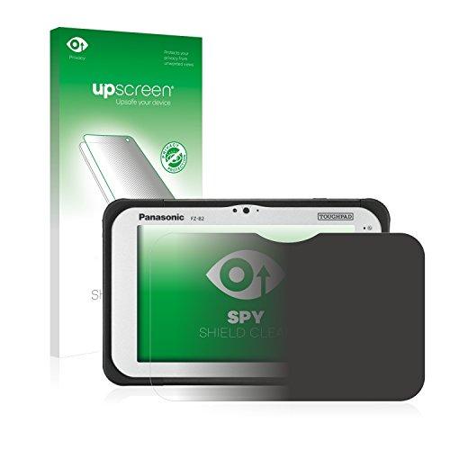 upscreen Anti-Spy Blickschutzfolie kompatibel mit Panasonic Toughpad FZ-B2 Privacy Screen Sichtschutz Bildschirmschutz-Folie