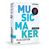 MAGIX Music Maker - 2020 Plus Edition - Produce, Record and Mix Music