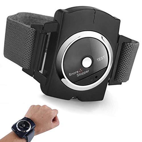 EFSDF Tapón De Ronquido Inteligente del Reloj Anti-ronquidos Ayuda A Dormir con Eficacia Dispositivo De Ronquido Pulsera Parche De Ayuda para Dejar De Roncar Biosensor