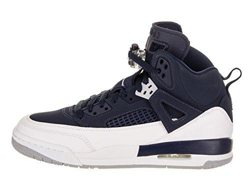 Nike Jordan Spizike Bg - Zapatillas de fitness para niño, color negro, color Azul, talla 19 EU