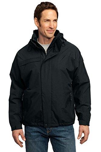 Port Authority® Nootka Jacket. J792 Black/Black M