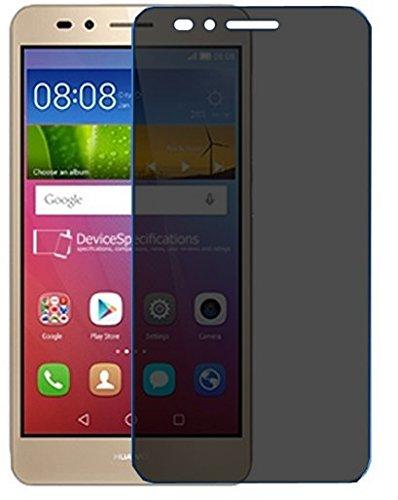 ファーウェイ Huawei GR5専用 のぞき見防止シール 指紋防止 気泡が消える液晶保護フィルム 「528-0030-02」 528-0030-02