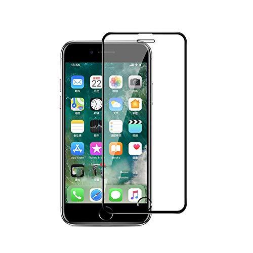 Protector de pantalla templado para iPhone 11 Pro X XR XS Max de cristal para iPhone X (XS) - negro