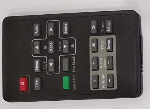 ELECTRON SELLER - Mando a Distancia Universal para proyector BENQ MP626 CP120C...