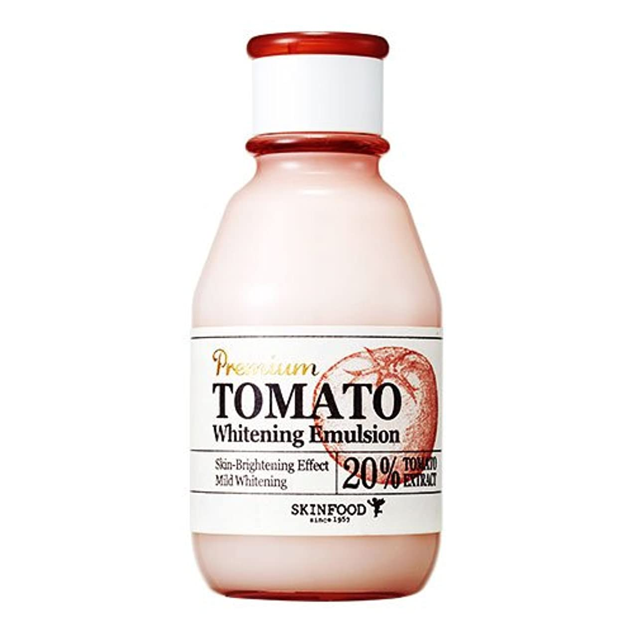 未払い悪党適切な[スキンフード] SKINFOOD プレミアムトマトホワイトニングエマルジョン Premium Tomato Whitening Emulsion (海外直送品) [並行輸入品]