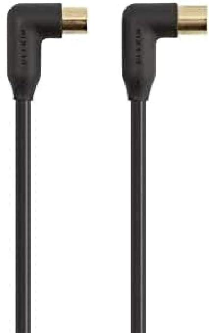 Belkin F3Y056bf2M-P - Cable coaxial de Antena ángulo Recto ...