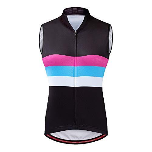 Yhjkvl Jersey de Ciclismo Camisa de Secado rápido for Mujer Jersey de...