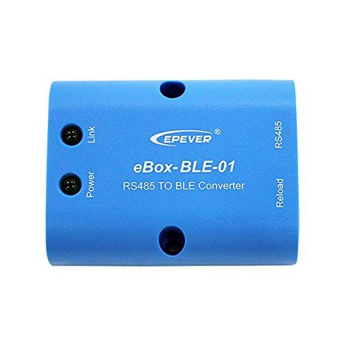 epever eBOX-BLE-01 RS485 zu BLE Conventer Kommunikation Wireless Überwachung von Handy App für Solar Controller