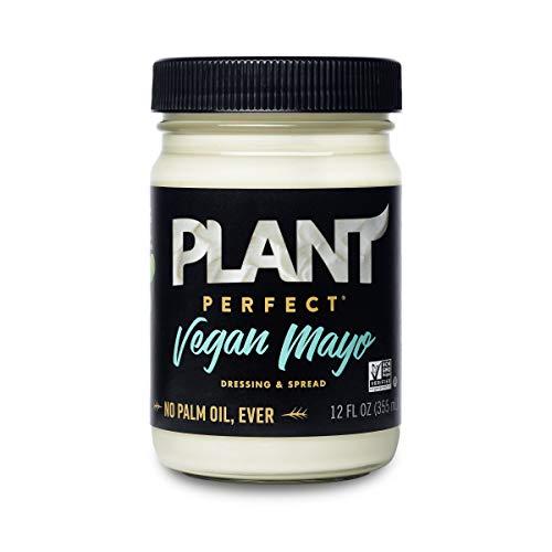 Plant Perfect, Vegan Mayonnaise, 12 Fl Oz