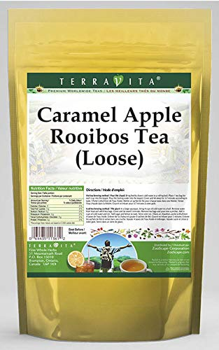 Translated Caramel Apple Rooibos Free shipping anywhere in the nation Tea Loose 4 540427 - 3 Pack ZIN: oz