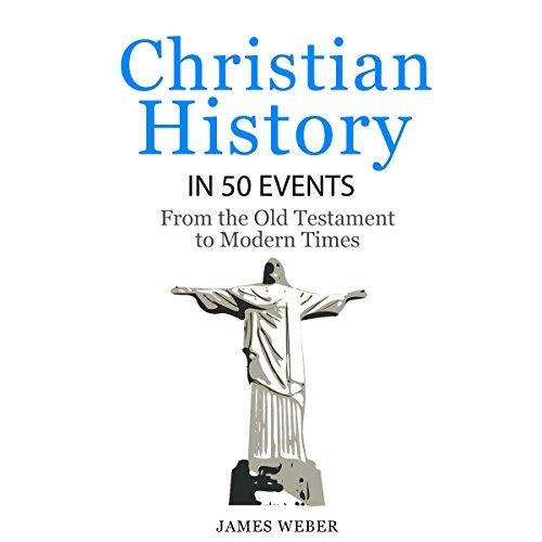 Christian History in 50 Events cover art