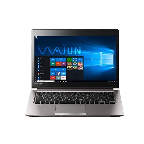 東芝 ノートPC R63/wajun(ワジュン) XR PCバッグセット/13.3型/MS Office 2019/Win 10/Core i5-5200U/Webカメラ/HDMI/Bluetooth/WIFI/8GB/256GB SSD (整備済み品)